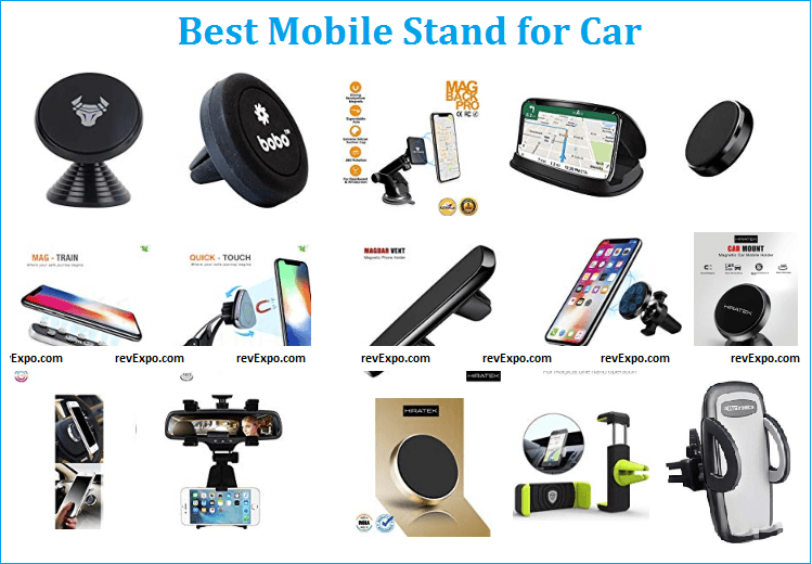 best mobile stand for car
