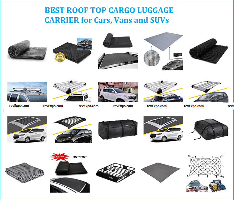 best Roof Top Cargo luggage Carrier in India