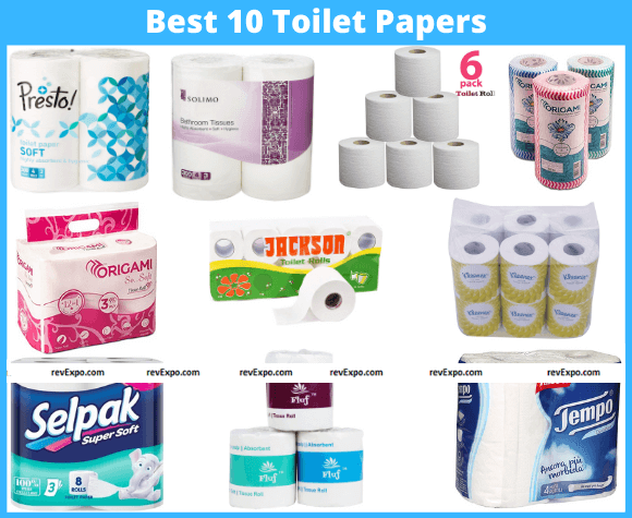 Best 10 Toilet Papers