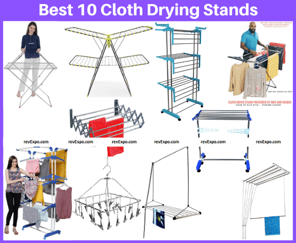 Best 10 Cloth Drying Stands