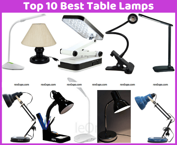 Top 10 Best Table Lamps