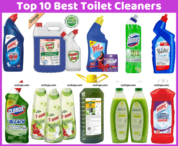 Top 10 Best Toilet Cleaners