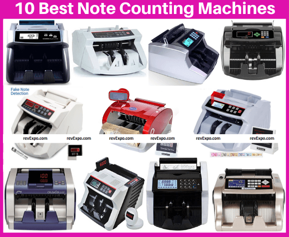 10 Best Note Counting Machines