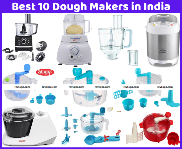 Best 10 Dough Makers in India