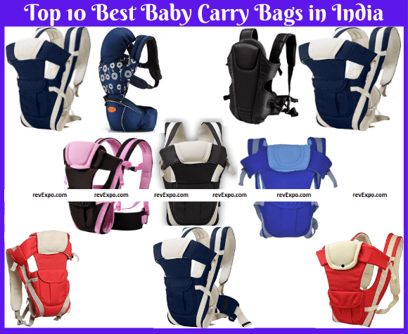 Top 10 Best Baby Carry Bags in India