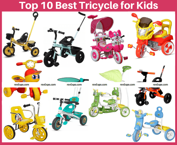 Top 10 Best Tricycle for Kids
