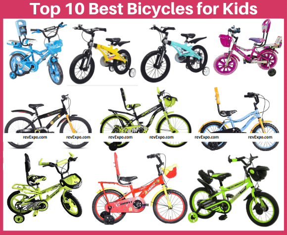 Top 10 Best Bicycles for Kids