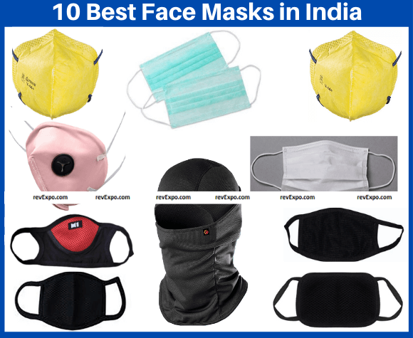 10 Best Face Masks in India