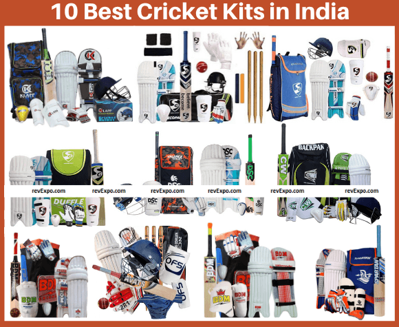 10 Best Cricket Kits in India