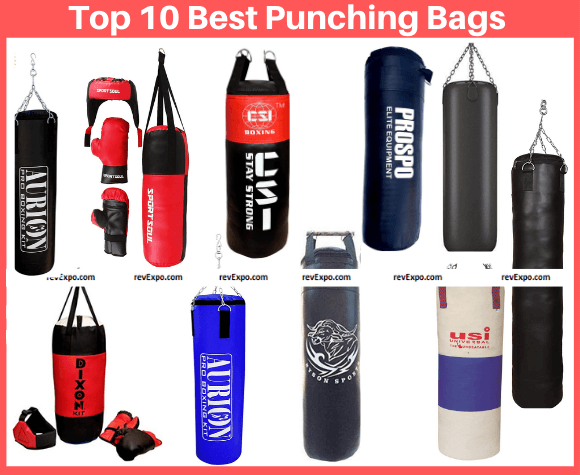 Top 10 Best Punching Bags