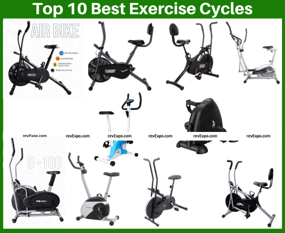 Top Best Exercise Cycle in India