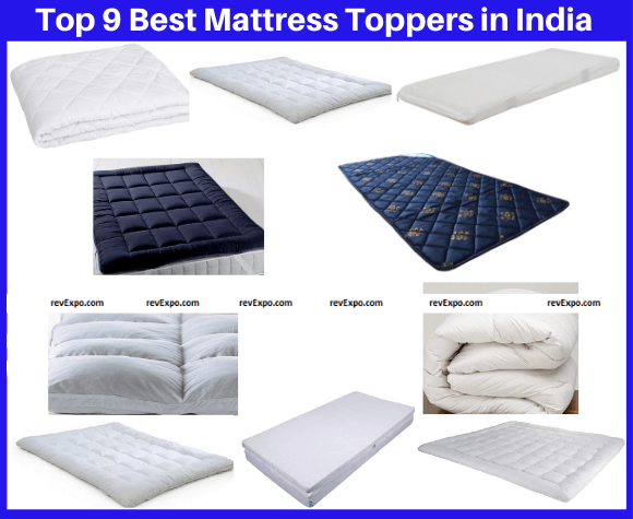 Top 10 Best Mattress Toppers in India