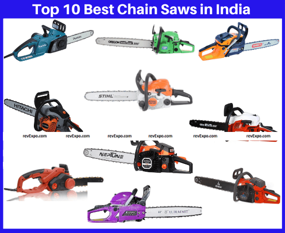 Top 10 Best Chain Saws in India