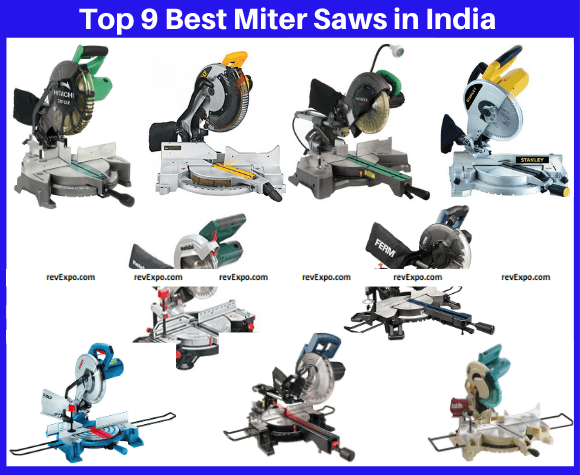 Top 9 Best Miter Saws in India