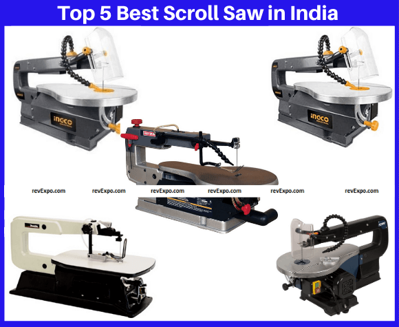 Top 5 Best Scroll Saw in India