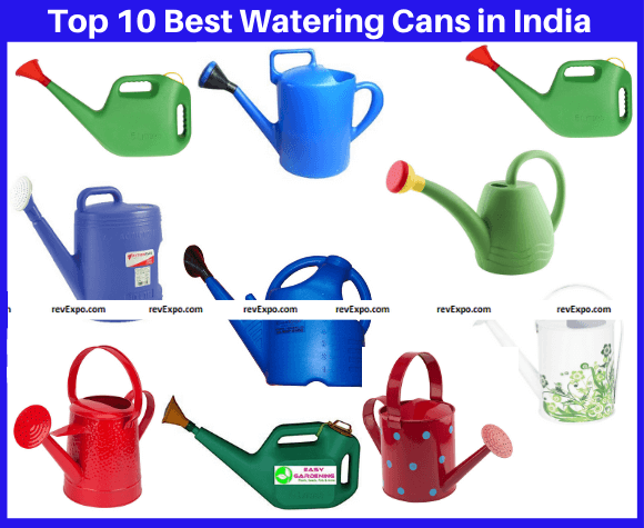 Top 10 Best Watering Cans in India