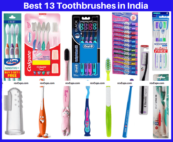 Best 13 Toothbrushes in India