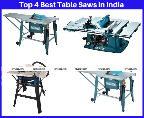 Top 4 Best Table Saws in India