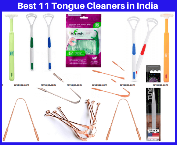 Best 11 Tongue Cleaners in India