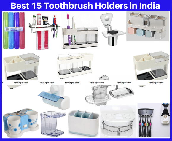 Best 15 Toothbrush Holders in India