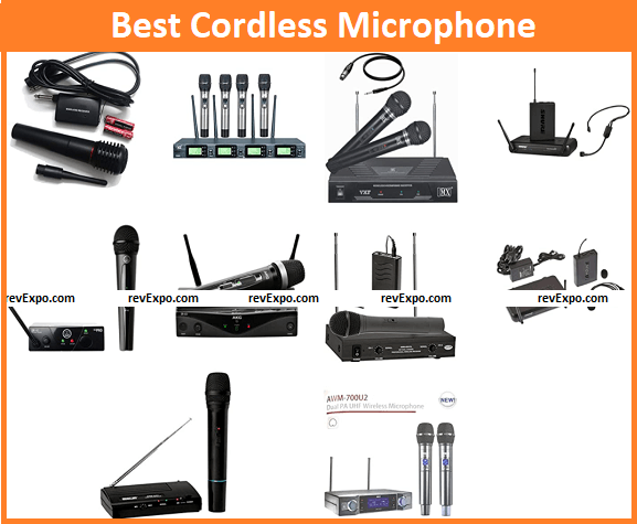 Best Cordless Microphone