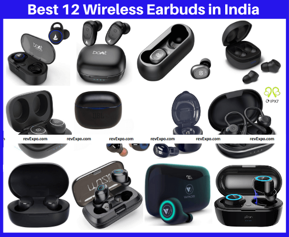 Best bluetooth Earbuds in India