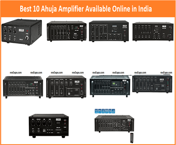 Best 10 Ahuja Amplifier Available Online in India