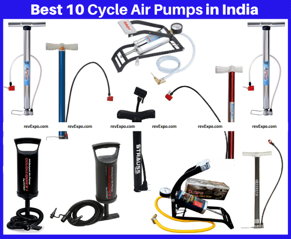 Best 10 Cycle Air Pumps in India