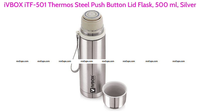 iVBOX iTF-501 Thermos Steel Flask