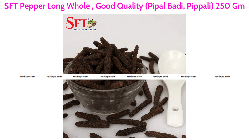 SFT Long Whole Pepper 250 Gm