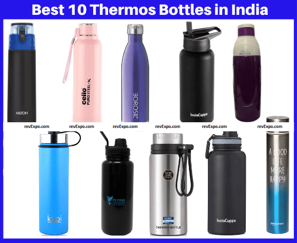 Best 10 Thermos Bottles in India