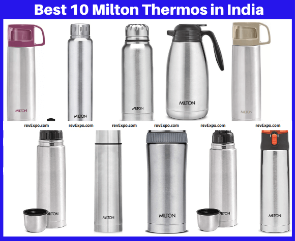 Best 10 Milton Thermos flasks in India