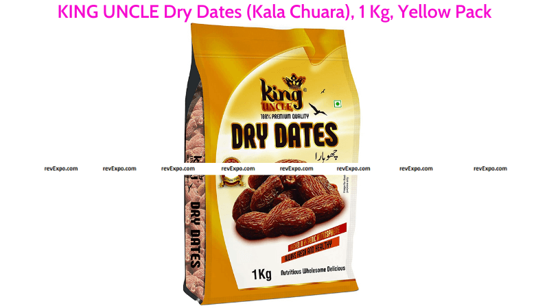 KING UNCLE Dry Dates