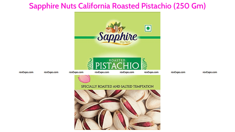 Sapphire Nuts Roasted Pistachios