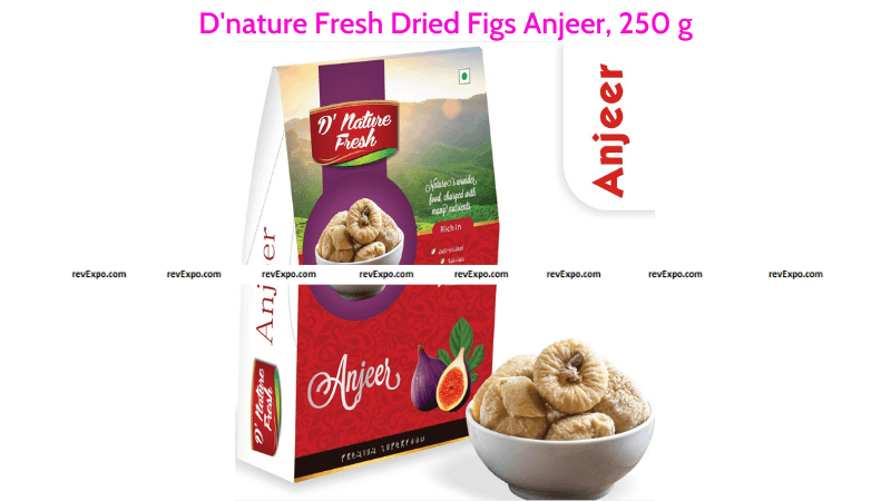 D'nature Fresh Dried Figs