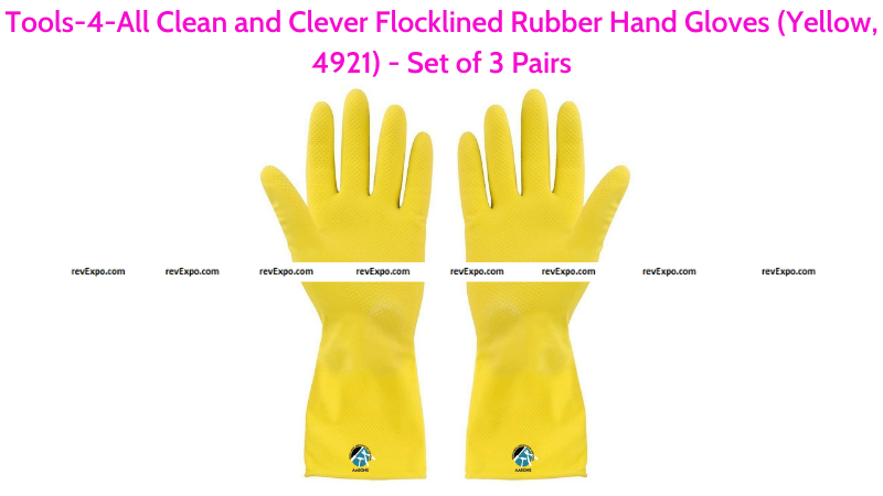 Tools-4-All Clean Hand Gloves