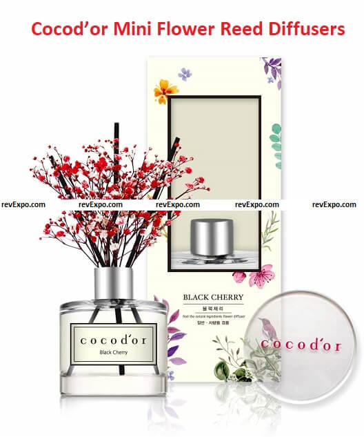 Cocod'or Mini Flower Reed Diffuser