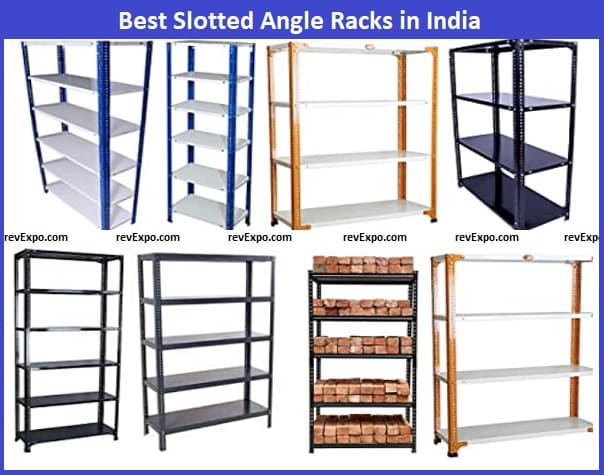 Best Slotted Angle Racks in India