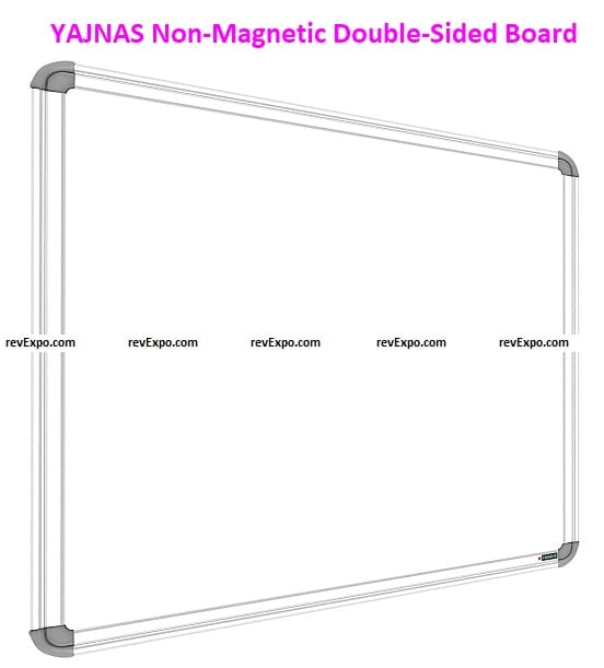 YAJNAS Non-Magnetic Double-Sided Board