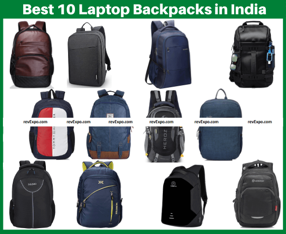 Best 10 Laptop Backpacks in India