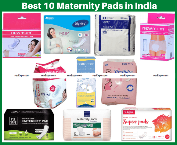 Best 10 Maternity Pads in India
