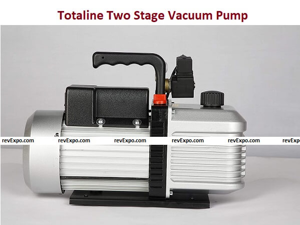 Totaline Two Stage Vacuum Pumps