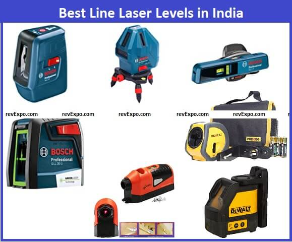 Best Line Laser Levels in India