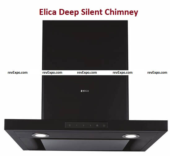 Elica Deep Silent Chimney with EDS3 Technology