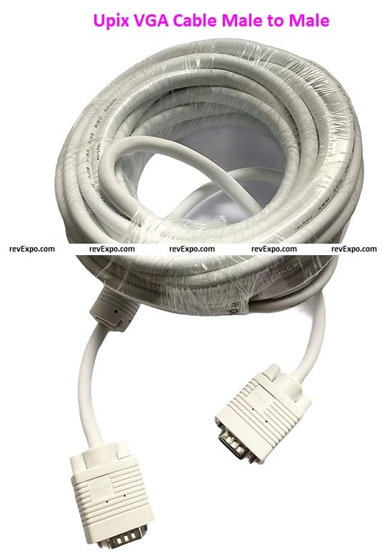 Upix VGA Cable Male to Male (10 yards)