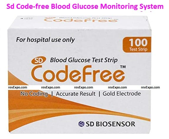 Sd Code-free Blood Glucose Monitoring System