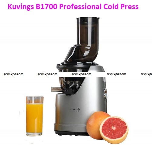 Kuvings B1700 Professional Cold Press