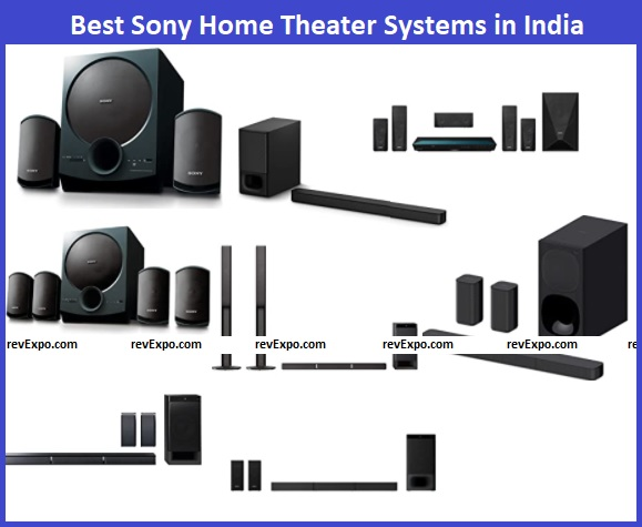 Best Sony Home Theatre System models in India