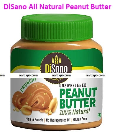 DiSano All Natural Peanut Butters