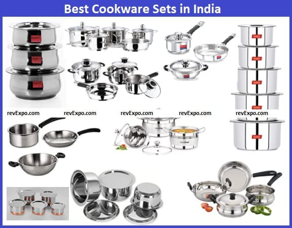 Best Cookware Sets in India